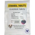 Testovis 10mg tabletter British Dragon l Winstrol l Stanozolol
