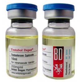 Testabol Depot 200 British Dragon l Testosterone Cypionate