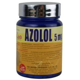 Azolol 5mg Tablets British Dispensary