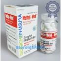 Methyl-Med Bioniche Pharma (Methyltestosterone) 60tabs (25mg/tab)
