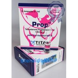 Prop Titan HealthCare (Testosterone Propionate)