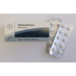 Methandienone 10mg Bayer