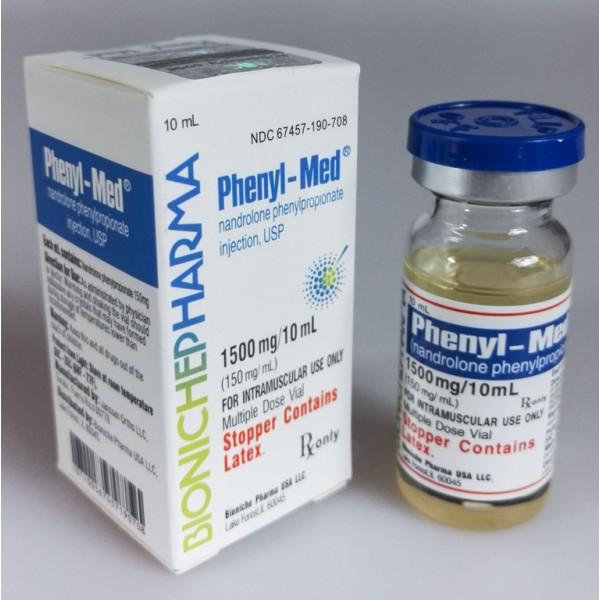 NPP Nandrolone Phenylpropionate Bioniche 10ml [150mg/ml