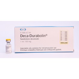 Deca Durabolin Organon Holland 1 amp [200mg/ml]