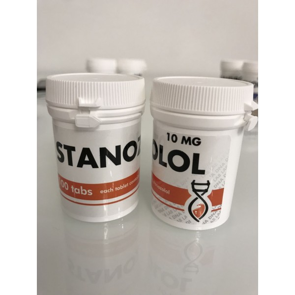 Stanozolol [Winstrol] DNA labs 100 tabs [10mg/tab ...