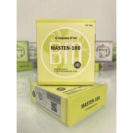 Masten 100 BM Pharmaceuticals (Drostanolone Propionate) 10X1ML