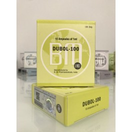 Dubol 100 BM Pharmaceuticals (Nandrolone Phenylpropionate) 10ML