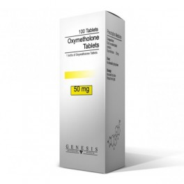 Oxymetholone 50mg Tablets Genesis