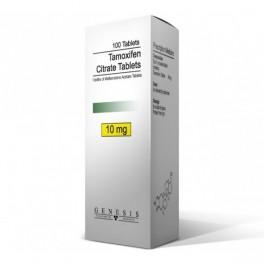 Tamoxifen CItrate 10mg Genesis