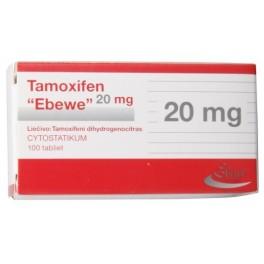 Tamoxifen Ebewe 20mg