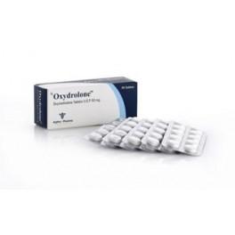 Альфа Pharma Oxydrolone 50