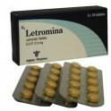 Letromina 2.5mg Alpha Pharma l letrozolün