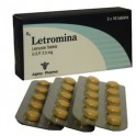 Letromina 2.5mg Alpha Pharma l Letrozole