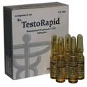 TestoRapid 100 Alpha Pharma l Testosterone Propionate