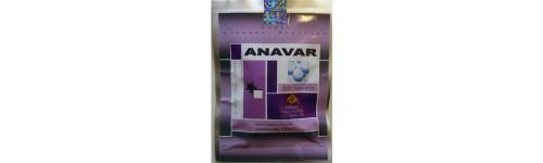 Comprimidos de Anavar