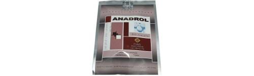 Tabletes de Anadrol