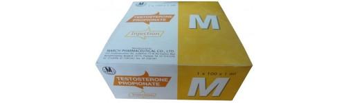 Testosterone propionato